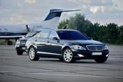 Трансфер, VIP-поездки,  такси по Крыму. Лимузин, Мерседес, Крайслер, Хаммер