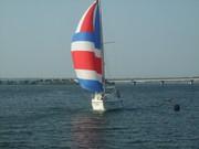 Прогулки и отдых на парусно-моторной яхте.