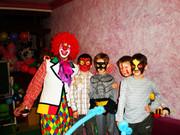аниматоры на праздник киев