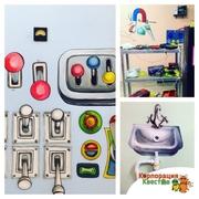 Детская квест комната Большой секрет от Корпорации Квестов ТЦ Караван