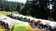 Международный детский лагерь Артек Карпаты Озерный - 9 дней
